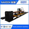 Maquinaria da estaca do plasma do CNC da tubulação do metal