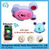 Luz elegante encantadora de Mickey Mouse LED con el mini altavoz de Bluetooth