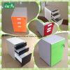 Personalizar o gabinete móvel de madeira da gaveta do suporte com a gaveta 3