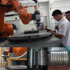 Sistema de processamento da máquina do revestimento do laser do semicondutor do poder superior