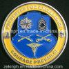 Kundenspezifische preiswerte Herausforderungs-Münze, kundenspezifische weiche Decklack-Metallmünze