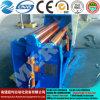 Máquina de rolamento aprovada Mclw12xnc-3*1000 da placa do CNC do Ce relativo à promoção de Rolls da placa