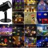Indicatori luminosi impermeabili multicolori del proiettore del reticolo delle trasparenze del partito 14 di natale multi