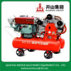 Compresor portable diesel de China Kaishan 20HP para el martillo W-2.8/5 de Gato