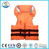Морской спасательный жилет пены с отражательной лентой
