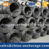 Стренга проводов Prestressed бетона 7 стальная с высокой прочностью на растяжение