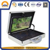 Porte-documents en métal pour ordinateur portable et étui pour homme (HL-2509)