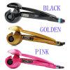 Do cabelo elétrico da esponja do aquecimento da bobina do caracol do dispositivo do cabelo automático do indicador do LCD ferro de ondulação quente cerâmico de ondulação de ondulação da vara do cabelo da ferramenta do Hairdressing