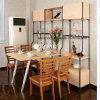 Mobilia Acciaio-Di legno registrabile di nuovo disegno 2017 per sala da pranzo