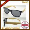 Nouvelles lunettes de soleil de temple de Bambo de la mode 2015 (F6416)