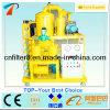 Máquina eléctrica gradual de la purificación de petróleo del transformador de la alta limpieza (ZYD)