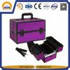 4개의 쟁반 (HB-2203)를 가진 직업적인 장식용 메이크업 케이스
