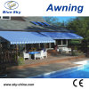 Window B2100のための100%反紫外線Highquality Metal Frame Retractabel Awning