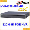H. 265 Network Video Recorder Dahua 8/16/32CH 2u 4k (DH-NVR4808/4816/4832 (- 16P) - 4K)