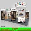 무역 박람회를 위한 최신 판매 DIY Reu-Sable&Portable 전람 부스