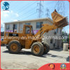 Nagelneue Gummireifen-Equipped Used Caterpillar 966D Wheel Loader für Ghana