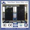 с панели солнечных батарей решетки фотовольтайческой