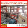 機械をリサイクルするPEの単一ねじはプラスチックを無駄にする