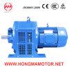 Motor de velocidade eletromagnética série Yct