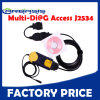 Multi-Di@G Access J2534 Проходит-Thru OBD2 Device с DHL Free