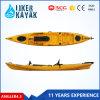 釣Boat、Plastic Fishing Kayak、フィッシャーManのためのTop KayakのSit、