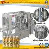 Máquina que capsula de relleno de la leche de la bebida automática del té