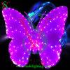 LED Butterfly Motif Light Decoração de Natal