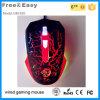 Neue Ankunfts-Qualitäts-Gummitaste verdrahtete Spiel-Maus