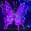 美しいButterfly Light LED 3D Motif Light