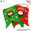 축제 Celebrate Red와 Green Christmas Flag