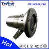 Luz subacuática inoxidable del acero LED de la alta calidad 3W