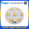 Cirkel MCPCB die met LEDs Dossier Gerber overeenstemmen