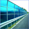 Folha acústica da isolação sadia da parede do policarbonato
