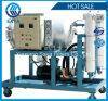 Diversa unidad de la filtración del petróleo del transformador de la turbina de la basura del flujo