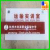 Découper l'affichage UV acrylique de panneau de signe d'impression