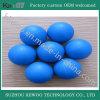 カスタマイズされたまりつきの球のヨガの球(FKM EPDM NBRのCR SIL)