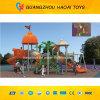 Campo de jogos ao ar livre das crianças populares do padrão europeu (A-15057)