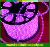 Indicatore luminoso rotondo flessibile impermeabile della corda del nastro dei 2 collegare LED
