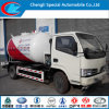 5000liter Bobtail 4*2 Mobile Small Cooking Gas Dispenser Truck