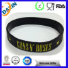 Promotional Gifts Logo Printed Custom Cheap Silicone Wristband