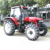 Tracteur chaud de la marque 4WD 130HP du monde de vente