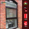 Standard australiano UPVC Awning Window com Double Glass