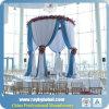 A tubulação do casamento e drapeja, tubulação telescópica do evento, tubulação e drapeja
