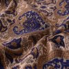 Nettes Design Chenille Fabric 57/58' mit Coating