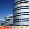 1250*3500mm Outdoor Unbreakble Flexible Aluminum Composite Panel