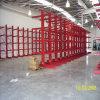 Magazzino Q235 Cantilever Shelf Racking per Tire