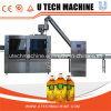 Machine de remplissage en plastique automatique de pétrole de bouteille (GZS40/12)