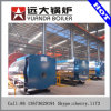Fábrica Price 1ton a 20t Gas Oil Fire Steam Boiler