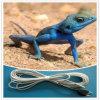 Câble chauffant breveté par usine de reptile de silicone (110V 150W)