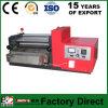 Maquinaria Boardsemi-Automática ondulada da colagem do papel de máquina da colagem do derretimento Rjs380 quente